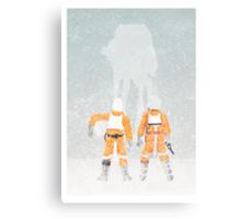 Subtle Seasons greeting Canvas Print