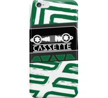 Cazzette  iPhone Case/Skin