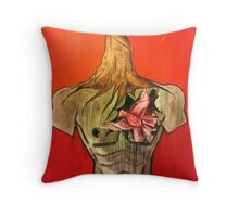 Untitiled Throw Pillow