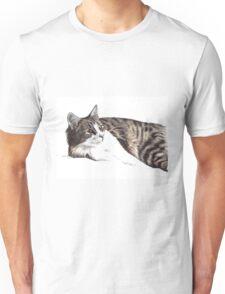 Feelin' Lazy Unisex T-Shirt