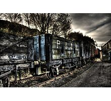 P And J R 359 Waggon Photographic Print