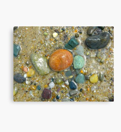 Ocean Rocks Canvas Print