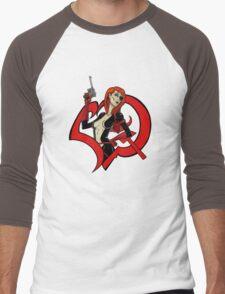 Molotov Cocktease Men's Baseball ¾ T-Shirt