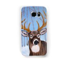 Winter Buck Samsung Galaxy Case/Skin