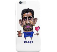 Diego Costa iPhone Case/Skin