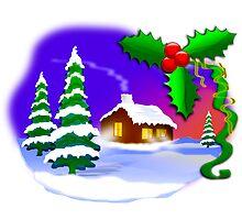 Christmas Idyll by boogeyman