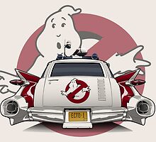ECTO-1 by Dumitrascu Marius