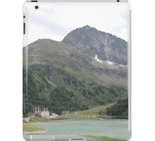 Mountain Lake, Austria iPad Case/Skin