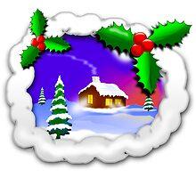 Christmas Idyll 2 by boogeyman