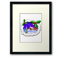 Christmas Idyll 2 Framed Print