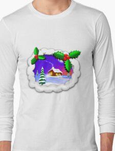 Christmas Idyll 2 Long Sleeve T-Shirt
