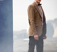 Doctor Who - Matt Smith by Kazurian