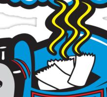 Potty Train: Steamies are Smelly! Sticker