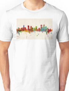 Denver Colorado Skyline Unisex T-Shirt