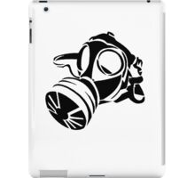 GasMask iPad Case/Skin