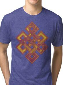 Endless Knot Tri-blend T-Shirt