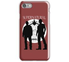 The Winchesters iPhone Case/Skin