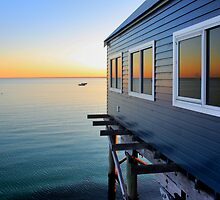 Busselton Jetty Colours by dioptrewho