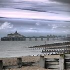 On the Beach in Eastbourne (8) by cullodenmist