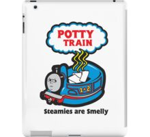 Potty Train: Steamies are Smelly! iPad Case/Skin