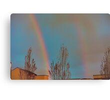 Over the Rainbows Canvas Print