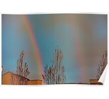 Over the Rainbows Poster