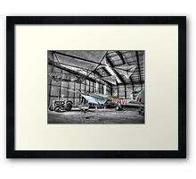 The Elvington Mosquito 2 Framed Print