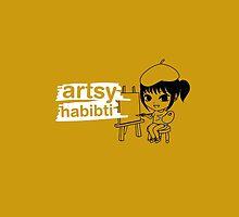 Artsy Habibti by hebanation
