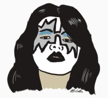 Ace Frehley Portrait  by isteve51