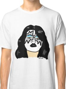 Ace Frehley Portrait  Classic T-Shirt