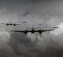 Beaufighter Nightfighter by J Biggadike