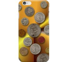 iPhone Case Coins iPhone Case/Skin