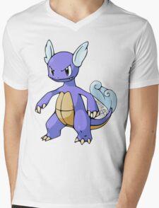 Warmeleon Mens V-Neck T-Shirt