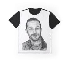Tom Hardy #2 Graphic T-Shirt