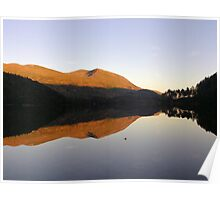 Thirlmere reflections Poster