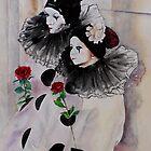 Carnevale Venice By Nicole Barros by TwoBaysArtGroup