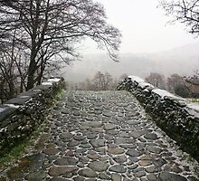 Bridge at Rosthwaite by Helz