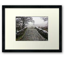 Bridge at Rosthwaite Framed Print