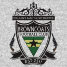 Browncoats Football Club by rexraygun
