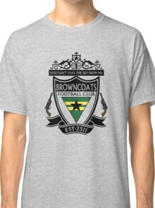 Browncoats Football Club Classic T-Shirt