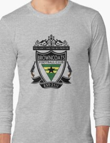 Browncoats Football Club Long Sleeve T-Shirt