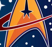 Star Trek: Starfleet logo Sticker