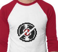 Dave Strider Broken Record Tee Men's Baseball ¾ T-Shirt