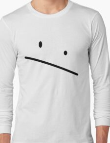 Pokemon - Ditto Long Sleeve T-Shirt