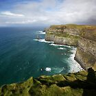 Cliffs of Moher - Ireland by mattnnat