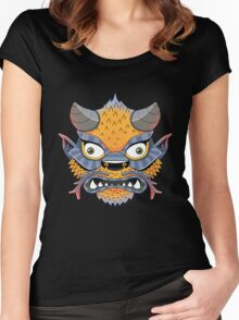 Oni Women's Fitted Scoop T-Shirt