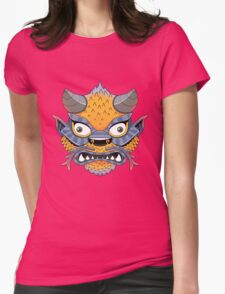 Oni Womens Fitted T-Shirt