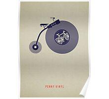 Penny Vinyl (poster) Poster
