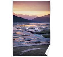 Medicine Lake - Jasper National Park Canada Poster