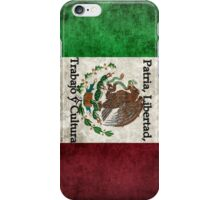 iPhone Case Mexican Flag iPhone Case/Skin